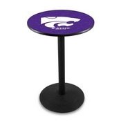 L214 - Kansas State Pub Table by Holland Bar Stool Co.