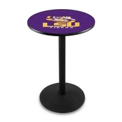 L214 - Louisiana State Pub Table by Holland Bar Stool Co.