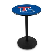 L214 - Louisiana Tech Pub Table by Holland Bar Stool Co.