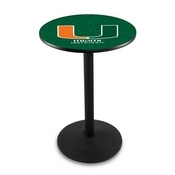 L214 - Miami (FL) Pub Table by Holland Bar Stool Co.