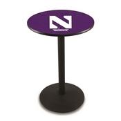 L214 - Northwestern Pub Table by Holland Bar Stool Co.