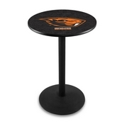L214 - Oregon State Pub Table by Holland Bar Stool Co.