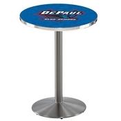 L214 - DePaul Pub Table by Holland Bar Stool Co.