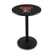 L214 - Texas Tech Pub Table by Holland Bar Stool Co.