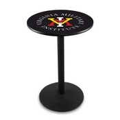 L214 - Virginia Military Institute Pub Table by Holland Bar Stool Co.
