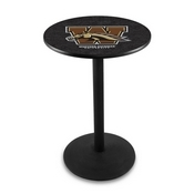 L214 - Western Michigan Pub Table by Holland Bar Stool Co.