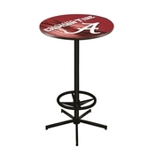 L216 - Alabama Pub Table by Holland Bar Stool Co. (A Logo)