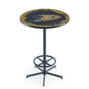 L216 - Anaheim Ducks Pub Table by Holland Bar Stool Co.