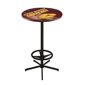 L216 - Central Michigan Pub Table by Holland Bar Stool Co.