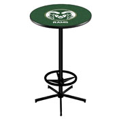 L216 - Colorado State Pub Table by Holland Bar Stool Co.