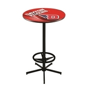 L216 - University of Dayton Pub Table by Holland Bar Stool Co.