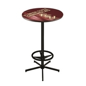 L216 - Florida State (Script) Pub Table by Holland Bar Stool Co.