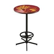 L216 - USC Trojans Pub Table by Holland Bar Stool Co.