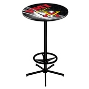 L216 - Virginia Military Institute Pub Table by Holland Bar Stool Co.