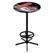 L216 - Valdosta State Pub Table by Holland Bar Stool Co.