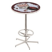 L216 - Arizona Coyotes Pub Table by Holland Bar Stool Co.