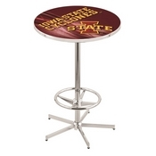 L216 - Iowa State Pub Table by Holland Bar Stool Co.