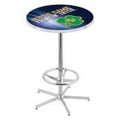 L216 - Notre Dame (Shamrock) Pub Table by Holland Bar Stool Co.