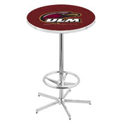 L216 - Louisiana-Monroe Pub Table by Holland Bar Stool Co.
