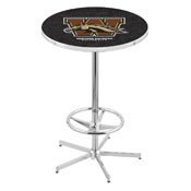 L216 - Western Michigan Pub Table by Holland Bar Stool Co.