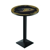L217 - Anaheim Ducks Pub Table by Holland Bar Stool Co.