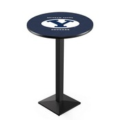 L217 - Brigham Young Pub Table by Holland Bar Stool Co.