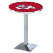 L217 - Fresno State Pub Table by Holland Bar Stool Co.