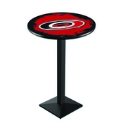 L217 - Carolina Hurricanes Pub Table by Holland Bar Stool Co.