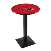 L217 - Illinois State Pub Table by Holland Bar Stool Co.