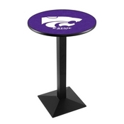 L217 - Kansas State Pub Table by Holland Bar Stool Co.