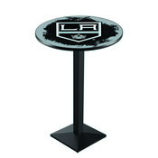 L217 - Los Angeles Kings Pub Table by Holland Bar Stool Co.