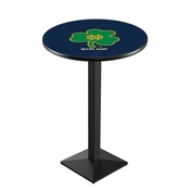L217 - Notre Dame (Shamrock) Pub Table by Holland Bar Stool Co.