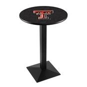 L217 - Texas Tech Pub Table by Holland Bar Stool Co.