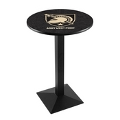 L217 - US Military Academy (ARMY) Pub Table by Holland Bar Stool Co.