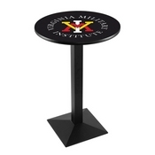L217 - Virginia Military Institute Pub Table by Holland Bar Stool Co.
