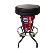 Lighted Fresno State Swivel Bar Stool By Holland Bar Stool Co.