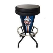 Lighted New York Islanders Swivel Bar Stool By Holland Bar Stool Co.