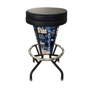 Lighted Pitt Swivel Bar Stool By Holland Bar Stool Co.