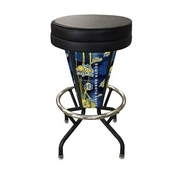 Lighted South Dakota State Swivel Bar Stool By Holland Bar Stool Co.