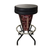 Lighted Texas State Swivel Bar Stool By Holland Bar Stool Co.