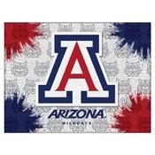 Arizona Logo Canvas by Holland Bar Stool Company