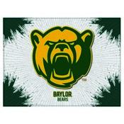 Baylor Logo Canvas by Holland Bar Stool Company