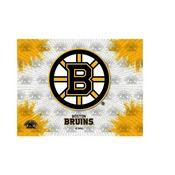 Boston Bruins Logo Canvas by Holland Bar Stool Company