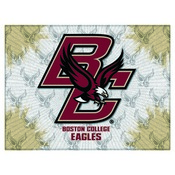 Boston College Logo Canvas by Holland Bar Stool Company