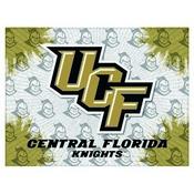 Central Florida Logo Canvas by Holland Bar Stool Company