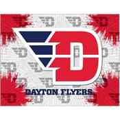 Dayton Logo Canvas by Holland Bar Stool Company