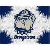 Georgetown Logo Canvas by Holland Bar Stool Company