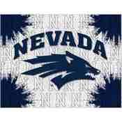 Nevada Logo Canvas by Holland Bar Stool Company