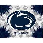 Penn State Logo Canvas by Holland Bar Stool Company