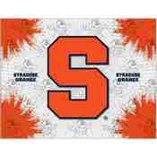Syracuse Logo Canvas by Holland Bar Stool Company